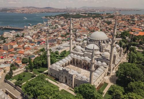 Die Suleyman Moschee